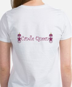 Candle Queen Tee