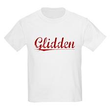 Glidden, Vintage Red T-Shirt