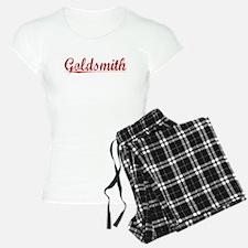 Goldsmith, Vintage Red Pajamas