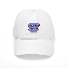 ARKANSAS STATE SHIRT FUNNY T- Baseball Cap