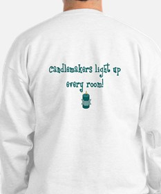 Candlemakers Light... Sweatshirt