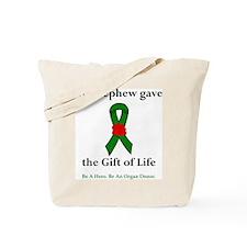 Nephew Donor Tote Bag
