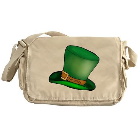 IRISH hat Messenger Bag