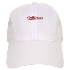 Guillermo, Vintage Red Cap