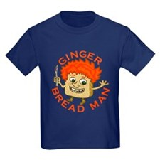 Funny Gingerbread Man T