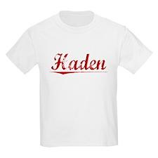Haden, Vintage Red T-Shirt