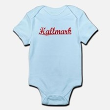 Hallmark, Vintage Red Infant Bodysuit