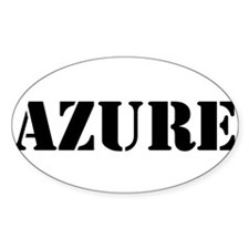 Azure Decal