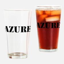 Azure Drinking Glass