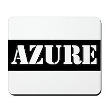 Azure Mousepad