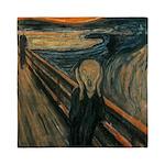 The Scream by Munch Queen Duvet
