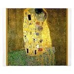 The Kiss by Gustav Klimt King Duvet