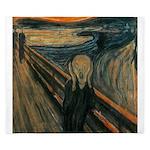 The Scream by Munch King Duvet