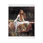 The Lady of Shalott by Waterhouse Twin Duvet