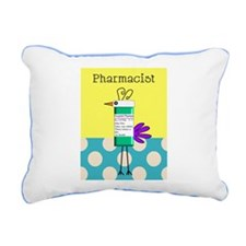 Pharmacy Rectangular Canvas Pillow