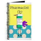 Pharmacy graduation Journals & Spiral Notebooks