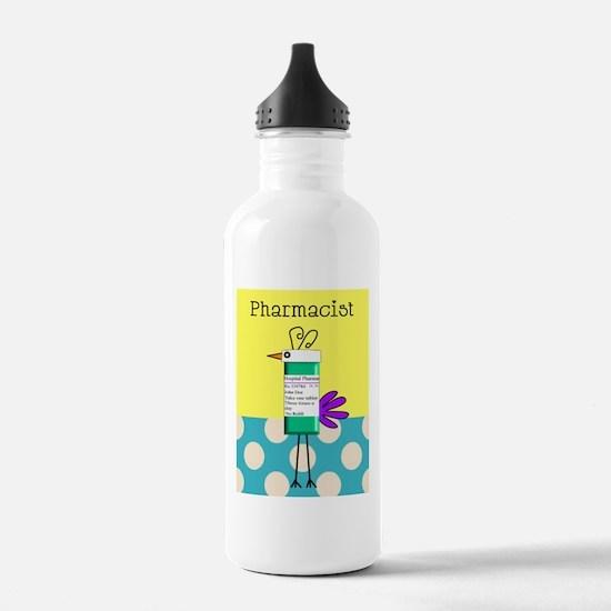 Pharmacy Water Bottle