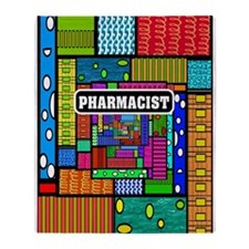Pharmacy Throw Blanket