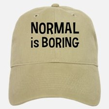 Normal Boring Baseball Baseball Cap