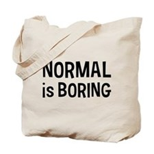 Normal Boring Tote Bag