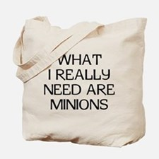 What Minions Tote Bag