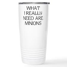 What Minions Thermos Mug