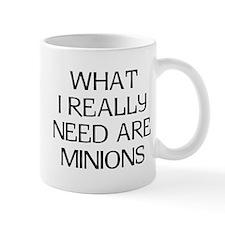 What Minions Small Small Mug