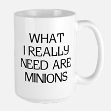 What Minions Mug