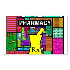 Pharmacy Decal