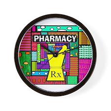 Pharmacy Wall Clock