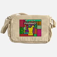 Pharmacy Messenger Bag