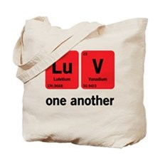 LuV One Another Tote Bag