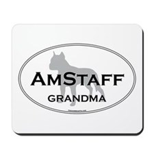 Am Staff Terrier GRAN Mousepad