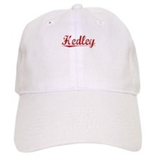 Hedley, Vintage Red Hat