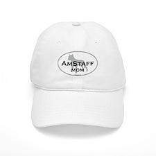 Am Staff Terrier MOM Baseball Cap