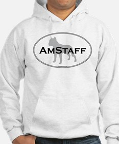 Am Staff Terrier Jumper Hoody