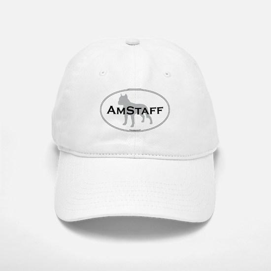 Am Staff Terrier Baseball Baseball Cap