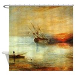 Fort Vimieux by Turner Shower Curtain