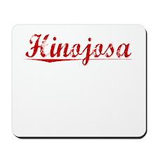 Hinojosa, Vintage Red Mousepad