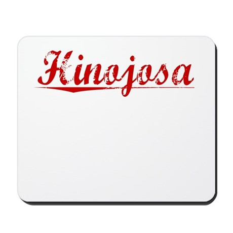 Hinojosa, Vintage Red Mousepad