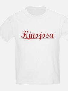 Hinojosa, Vintage Red T-Shirt