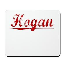 Hogan, Vintage Red Mousepad