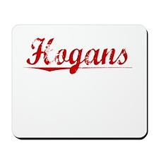 Hogans, Vintage Red Mousepad