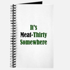 It's Meat-Thirty Journal