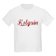 Holguin, Vintage Red T-Shirt