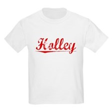 Holley, Vintage Red T-Shirt