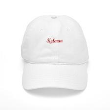 Holman, Vintage Red Cap