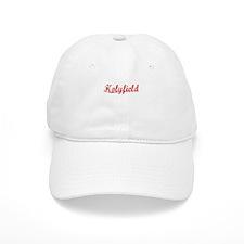 Holyfield, Vintage Red Baseball Cap