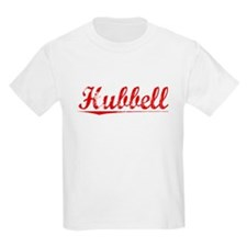 Hubbell, Vintage Red T-Shirt
