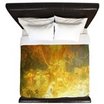 Apotheosis of the Slavs by Mucha King Duvet